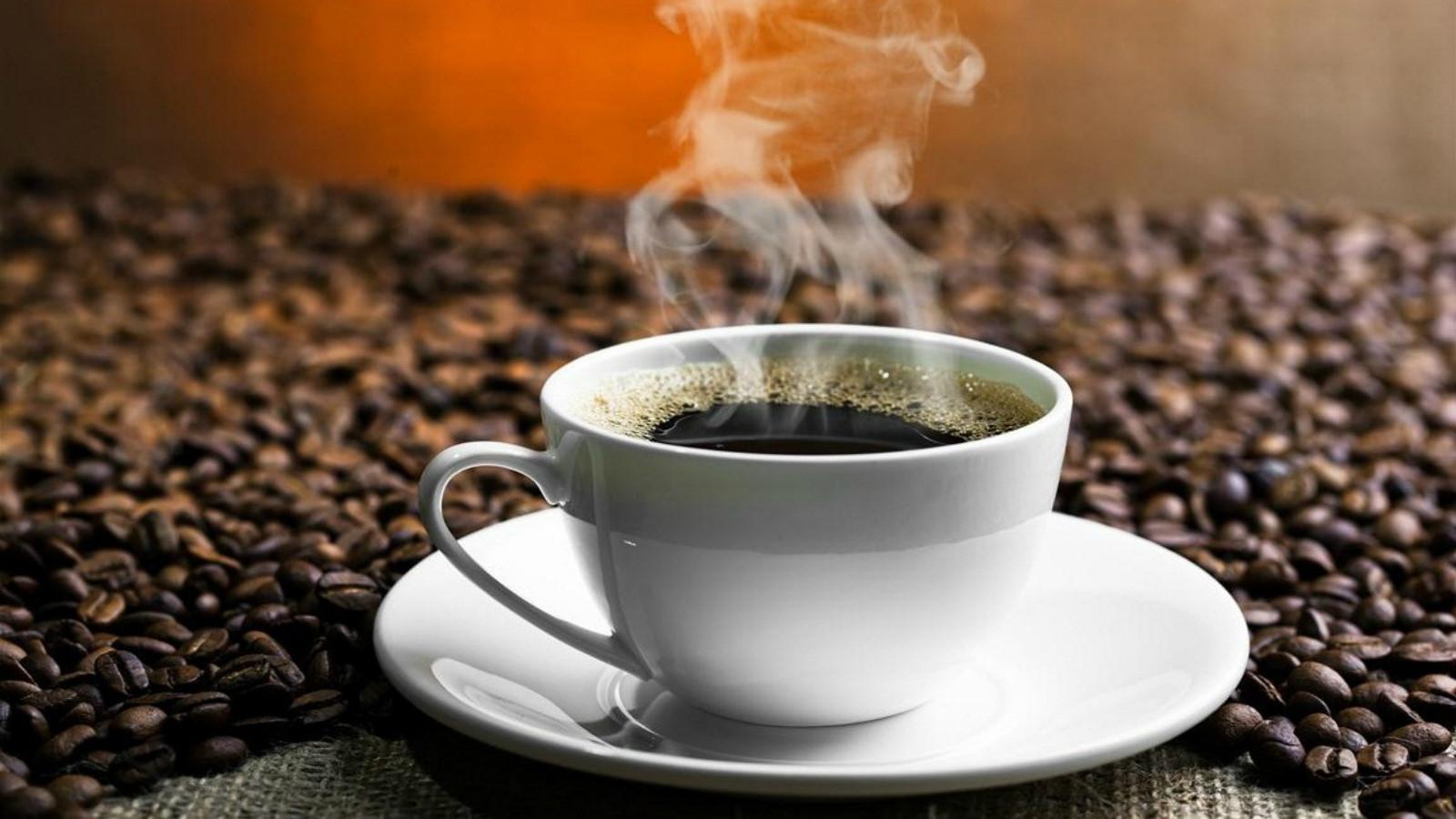 Cà phê Robusta có hàm lượng Caffein cao.