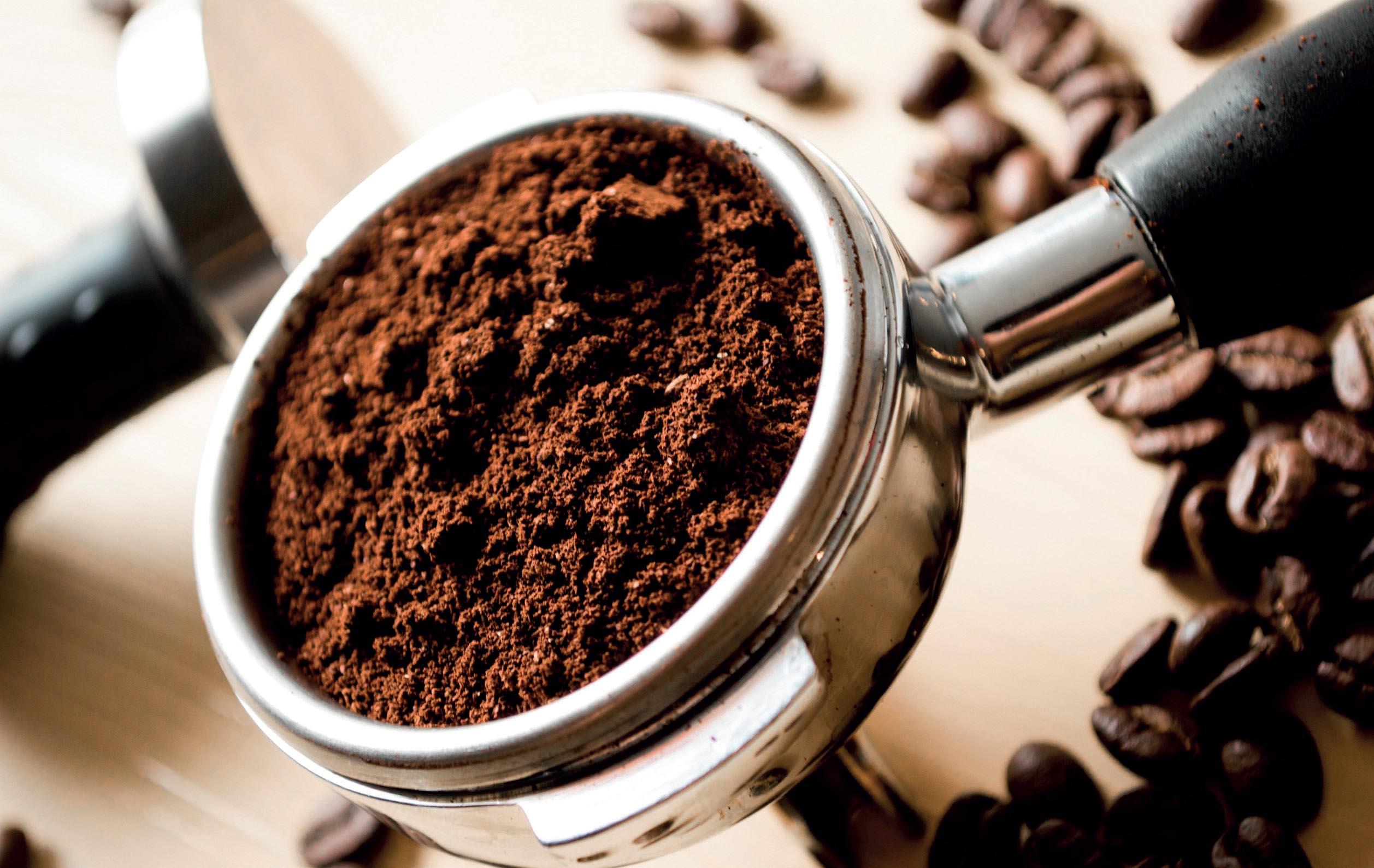 Cà phê Robusta Việt Nam được đánh giá rất đậm vị.