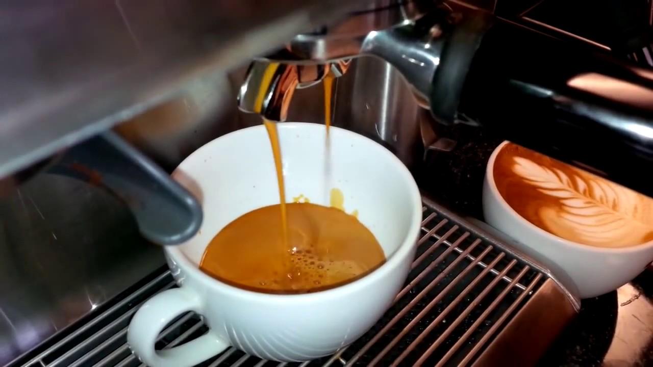 Pha Cà phê Espresso là một nghệ thuật.