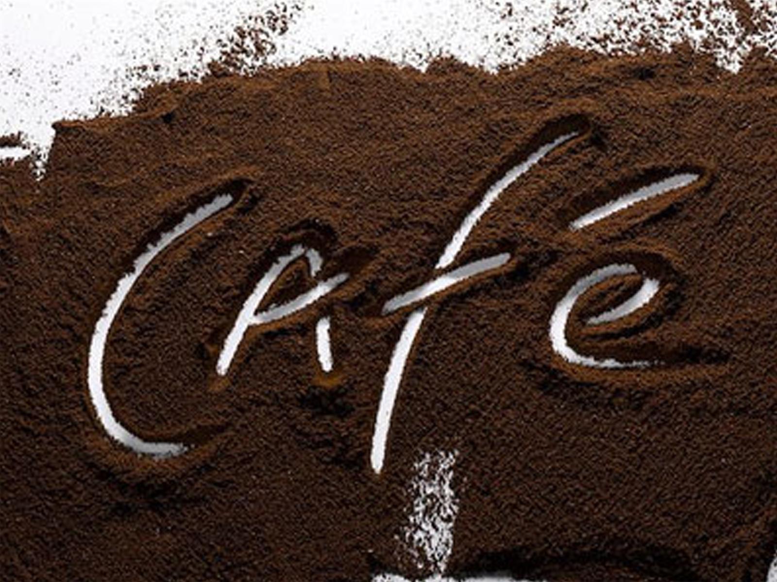 Bột cà phê nguyên chất có khối lượng riêng khá nhỏ.