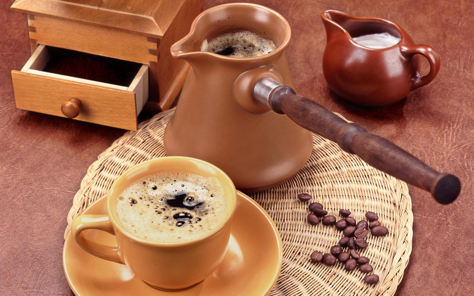 Mùi và hương vị cà phê nguyên chất luôn rất tự nhiên, đậm đà đặc biệt.