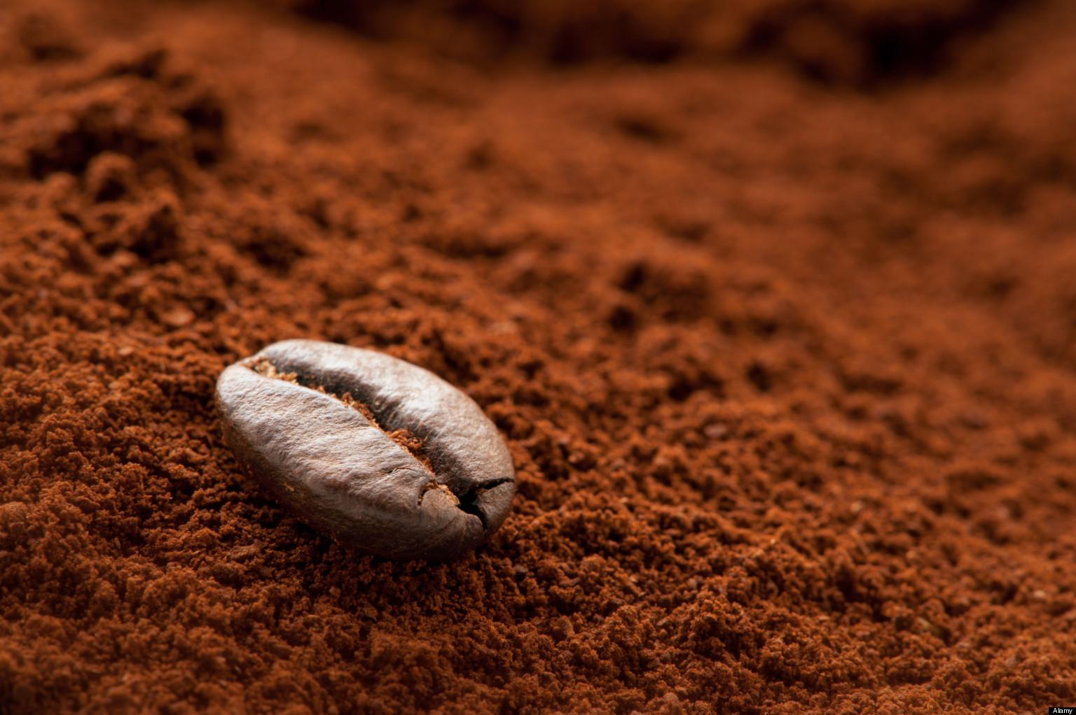 Cà phê chồn được xay với độ mịn khác nhau