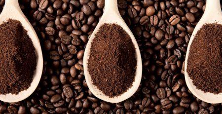 Cà phê nguyên chất tơi xốp