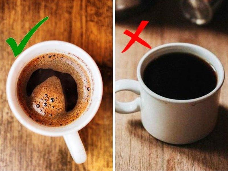 Cà phê nguyên chất thơm dịu, chua thanh và đắng nhẹ