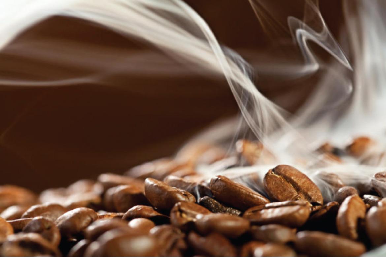 Hương vị đặc trưng hòa quyện với nhau tạo nên ly cà phê hấp dẫn