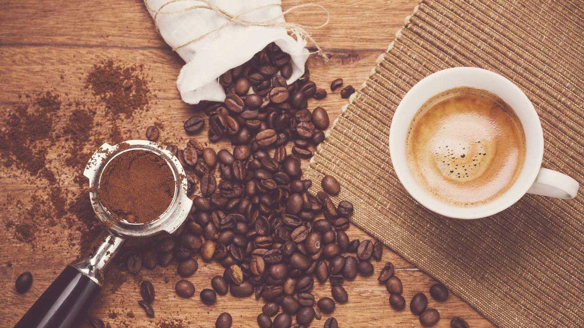 Li cà phê rang xay tại chỗ