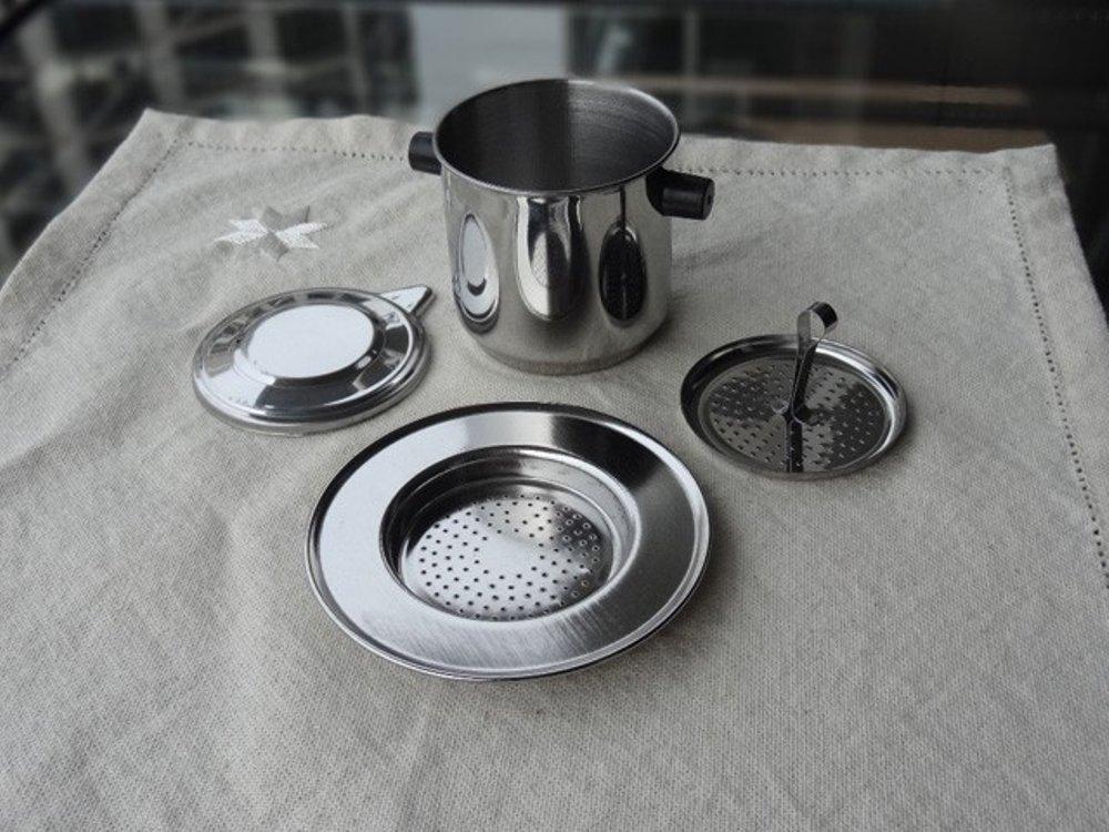 Phin đóng vai trò quan trọng trong việc pha cà phê