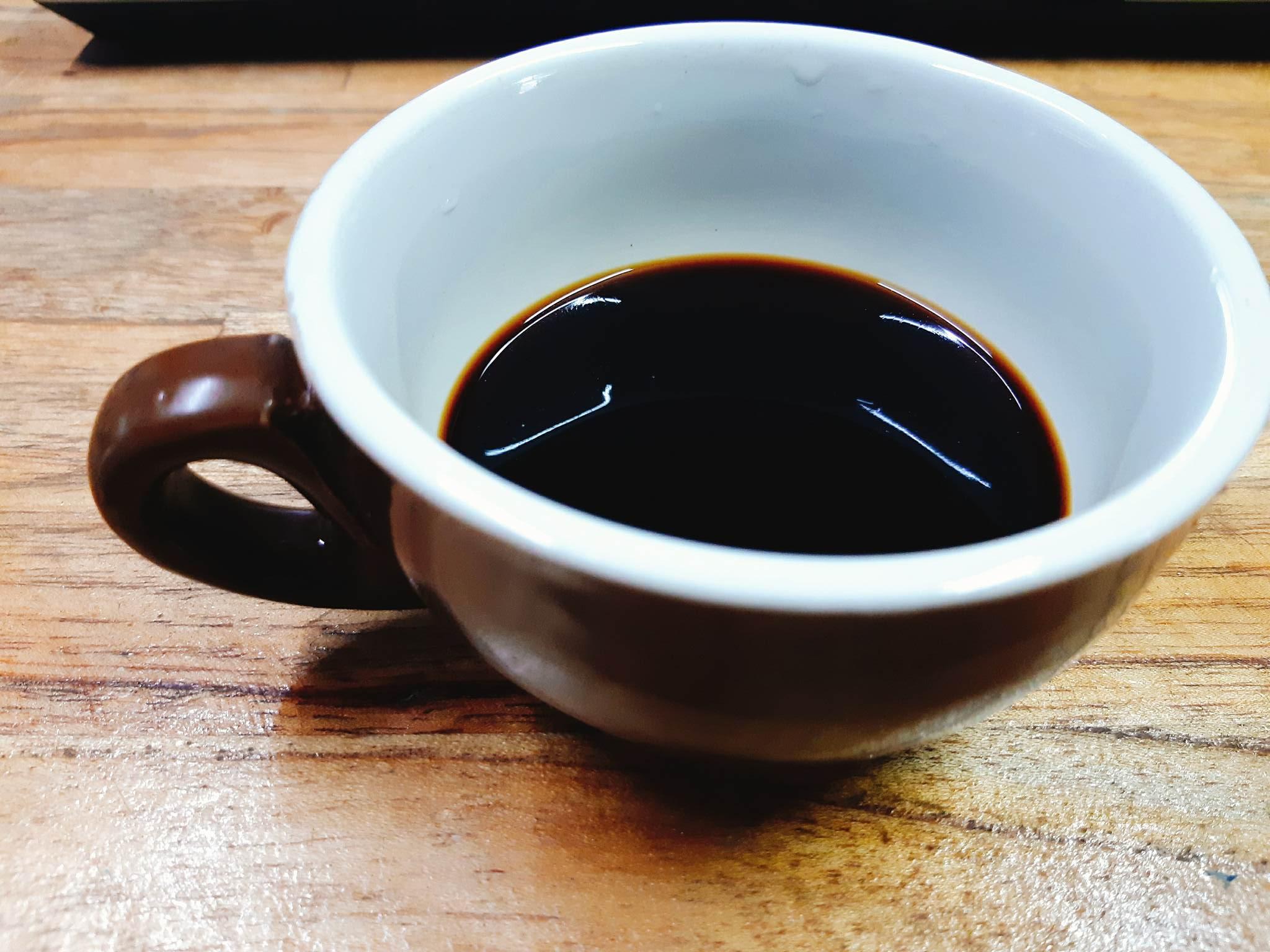 cà phê có pha thêm các chất khác