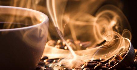 Cà phê rang xay mang hương vị đặc trưng