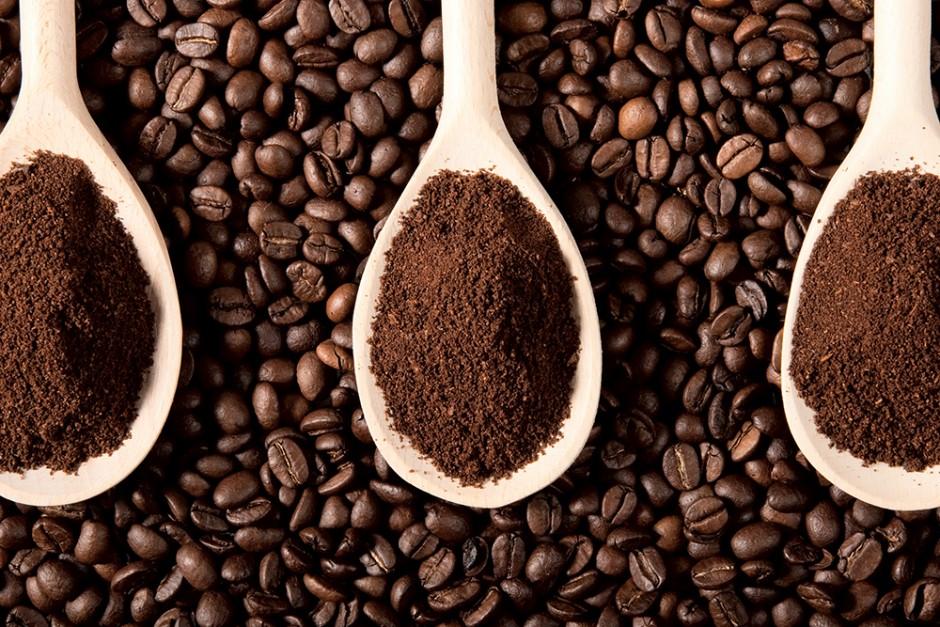 Bột cà phê chất lượng tốt