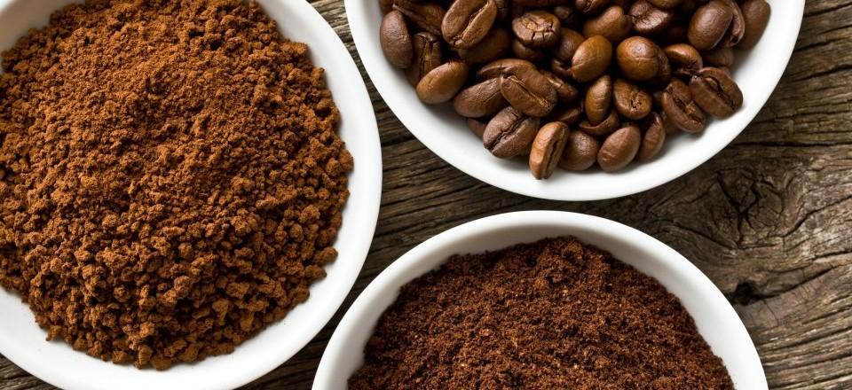 . Cà phê bột nguyên chất