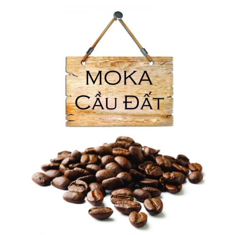 Hạt cà phê moka Cầu Đất