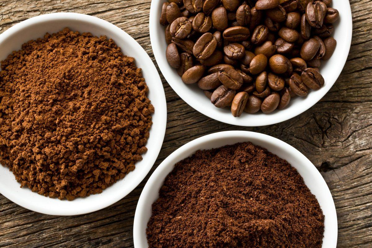 Cà phê rang xay nguyên chất luôn là lựa chọn số 1