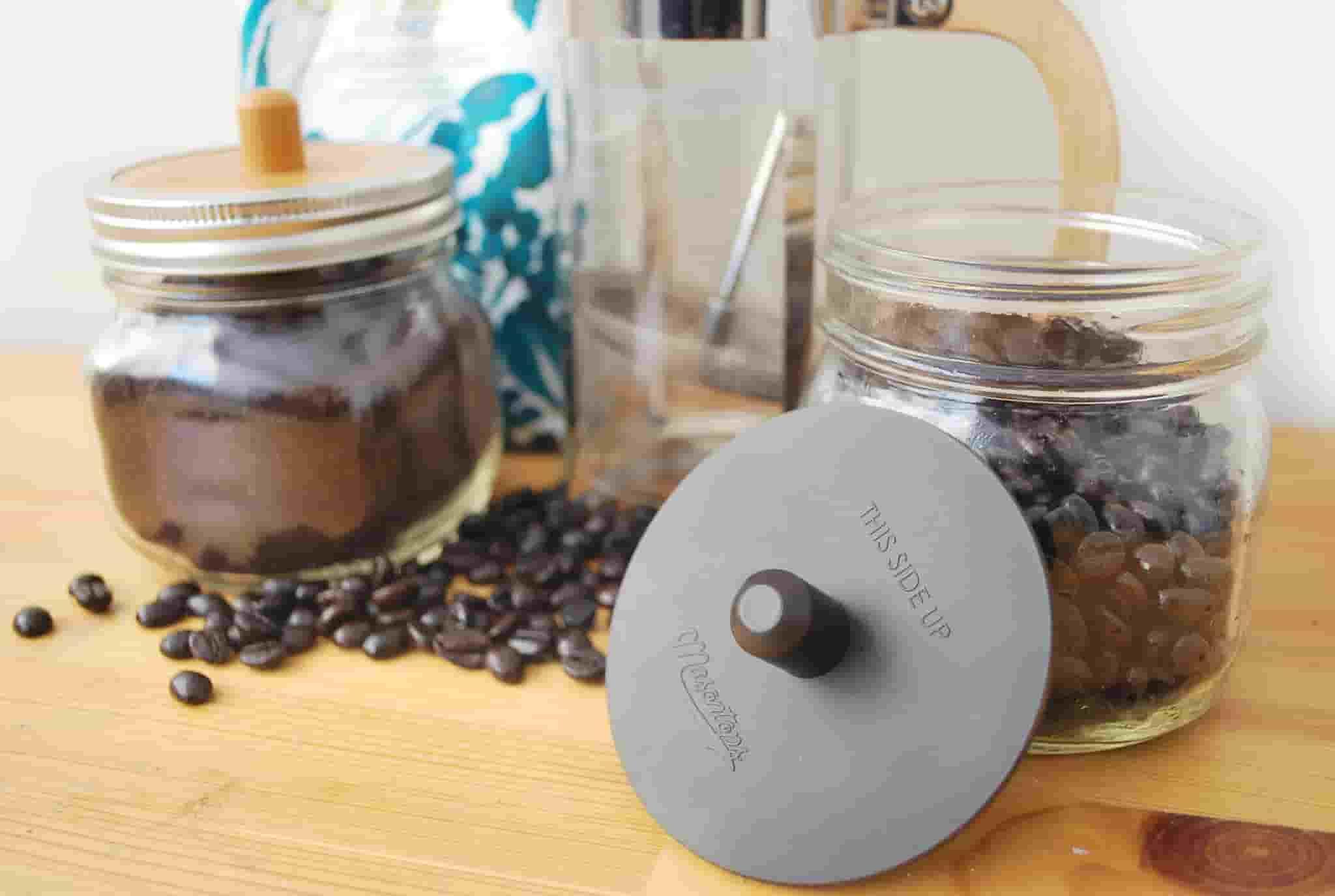 Bảo quản cà phê đúng cách