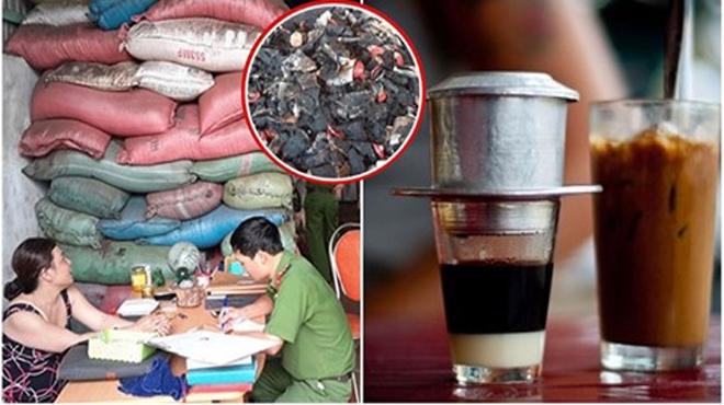 Phát hiện cơ sở sản xuất cà phê pin