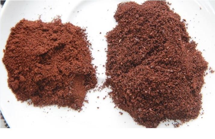 Cách phân biệt cà phê nguyên chất