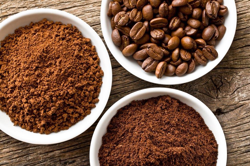 Cách phân biệt bột cà phê sạch nguyên chất