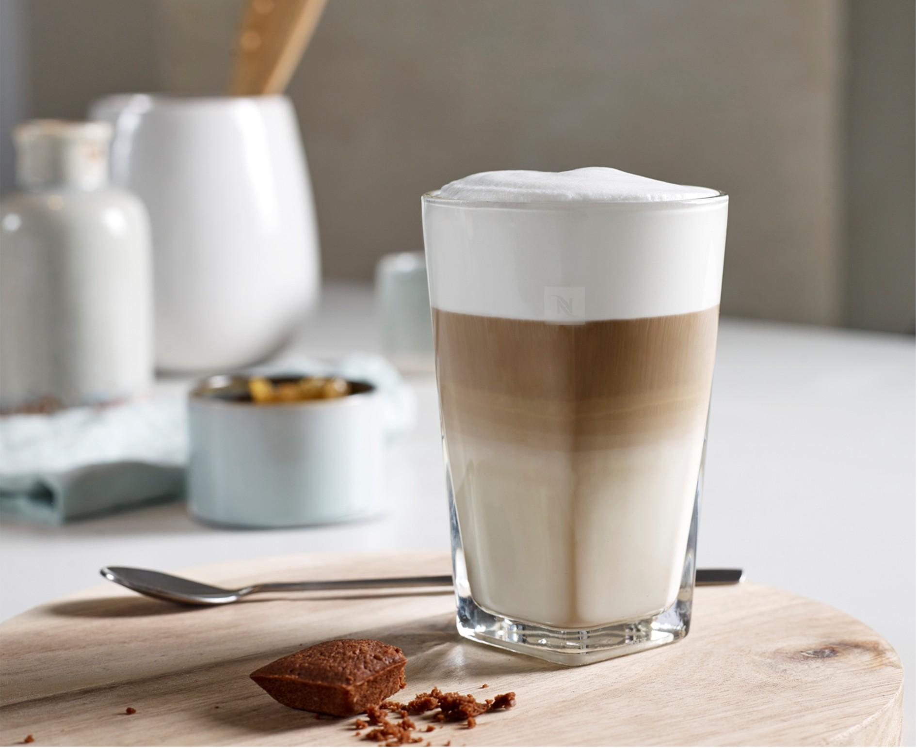 Lượng cafein trong Latte rất ít phù hợp cho trẻ nhỏ.