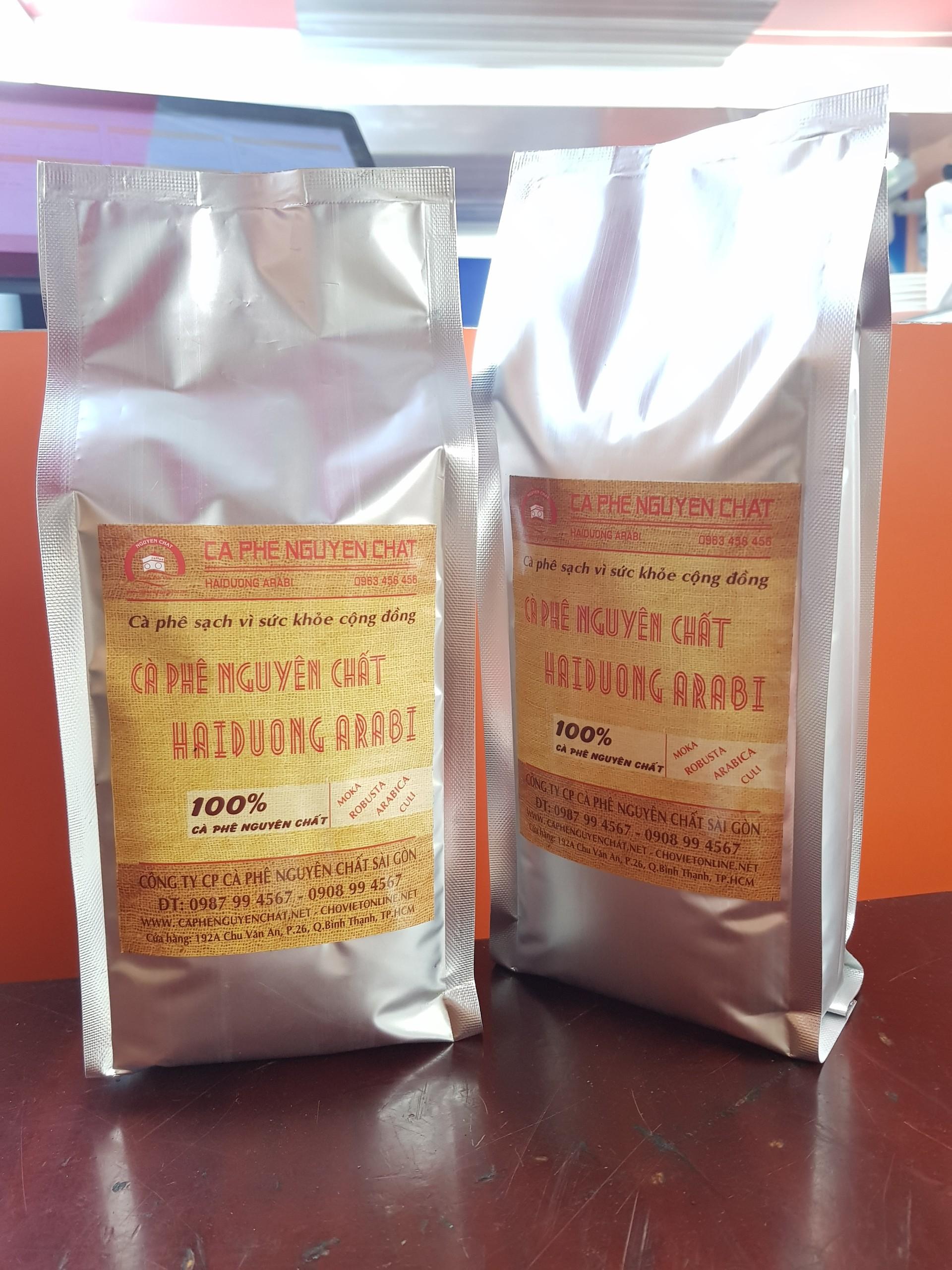 Cà phê nguyên chất Sài Gòn