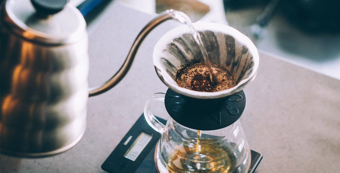 Cà phê Arabica có vị chua rất thanh nhẹ.