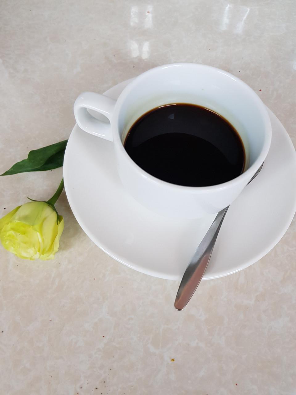 Ly cà phê chồn thơm ngon