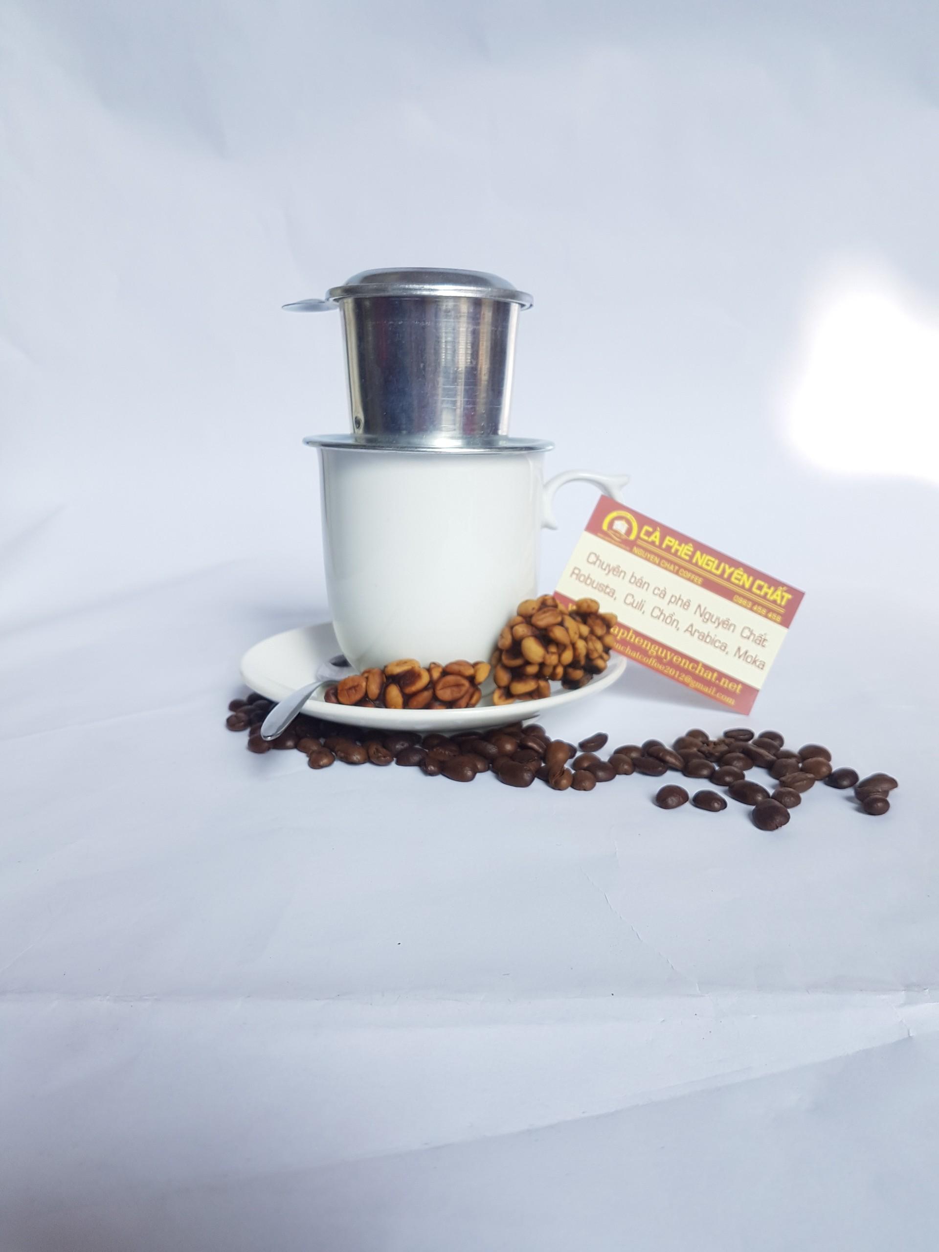Hạt cà phê được tách ra khỏi phân chồn