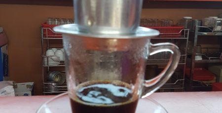 Cà phê pha trộn an toàn vẫn được coi là cà phê sạch