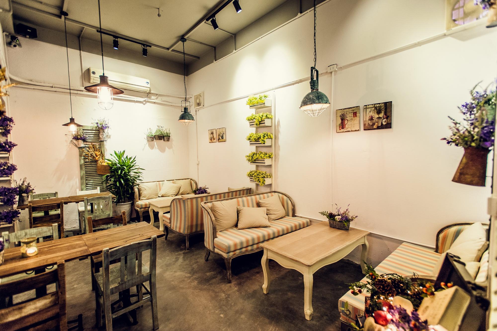 Mở quán cà phê nguyên chất là ý tưởng setup hay.