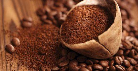 Cà phê nguyên chất nhẹ và tơi xốp.