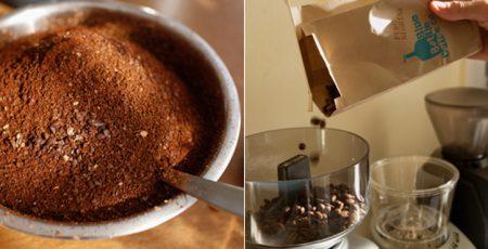 Cà phê hạt tự xay nguyên chất