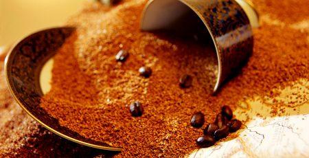 Cà phê Mix cân bằng các loại.
