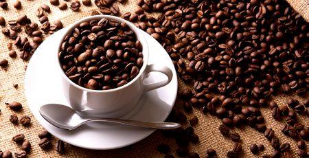 Cà phê sạch với phụ gia cho phép.