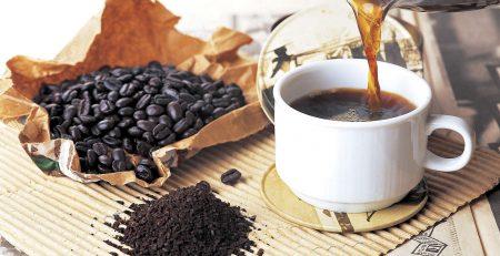 Cà phê Moka quý hiếm và đắt đỏ.