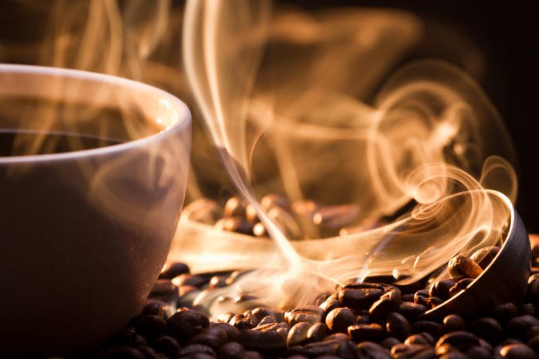 Bột cà phê nên chọn để pha cà phê cỡ lớn tương đối mịn