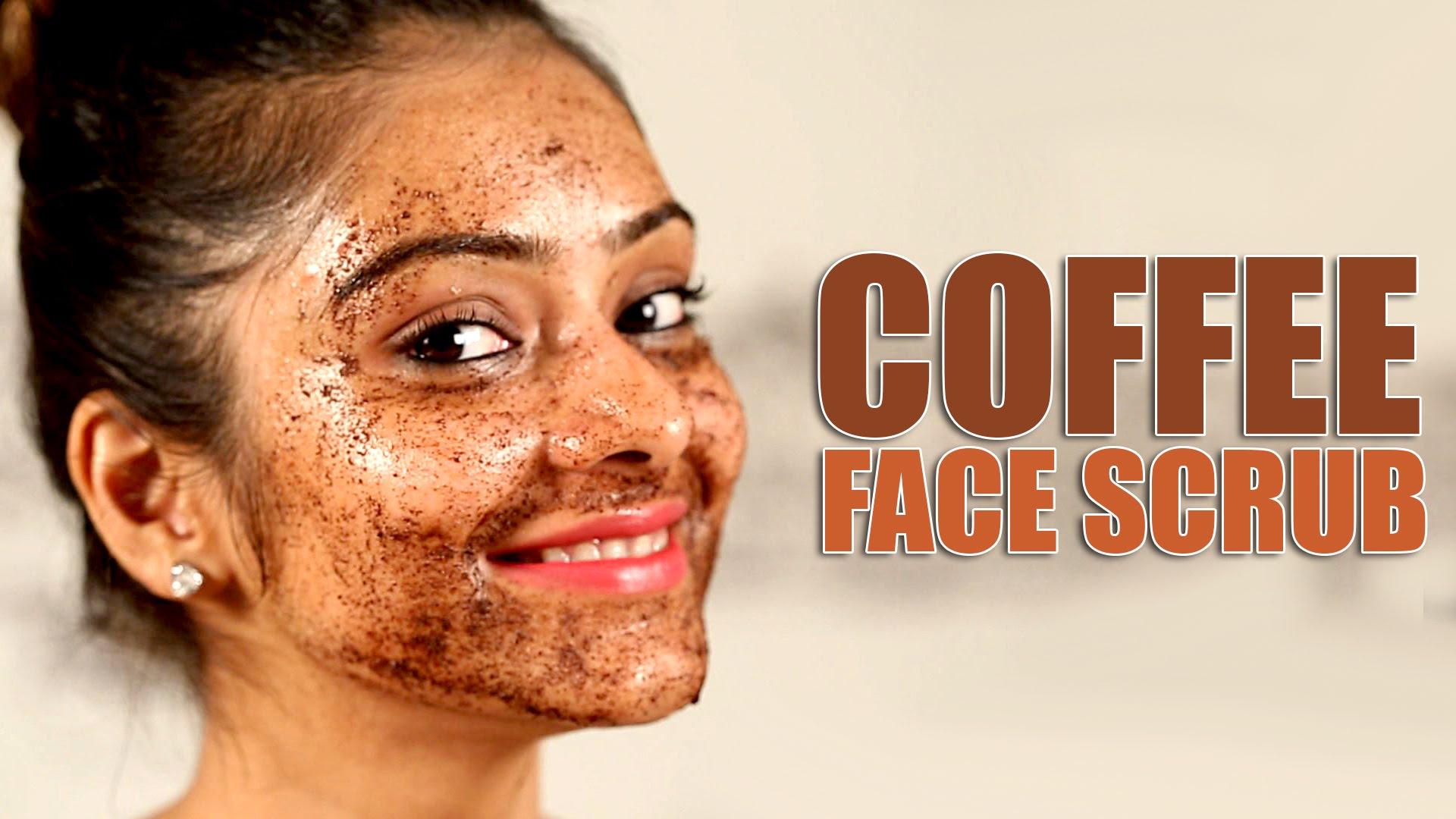 Mặt nạ cà phê trị mụn và trắng da