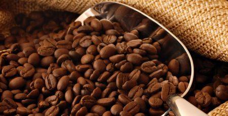 Hạt cà phê rang sạch nguyên chất