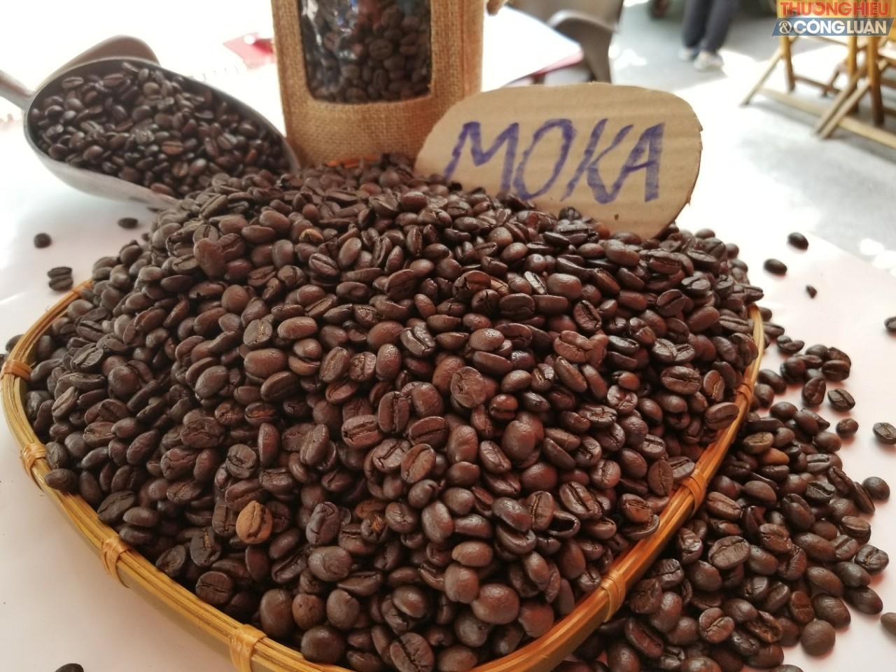 Cà phê Moka Đà Lạt