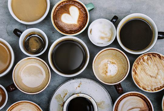 Cà phê dành cho phái đẹp