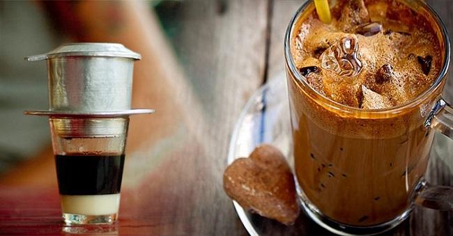 Thưởng thức ly cà phê sữa đá thơm ngon vào mỗi buổi sáng