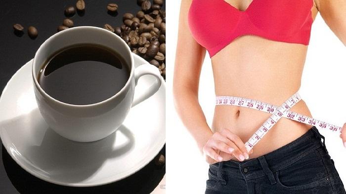 Cà phê đen không đường giúp bạn giảm cân hiệu quả