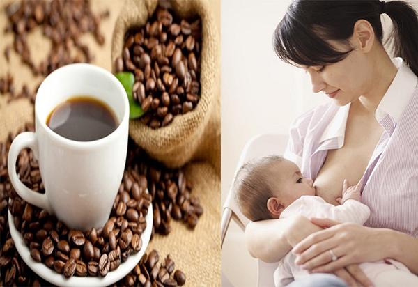 Uống cà phê đúng cách để bảo vệ sức khỏe của bạn và con bạn nhé