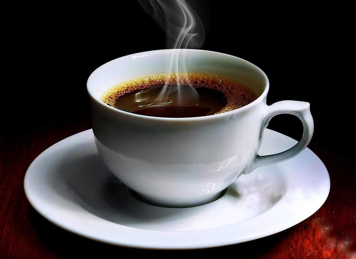 Ly cà phê hoà tan thơm ngon