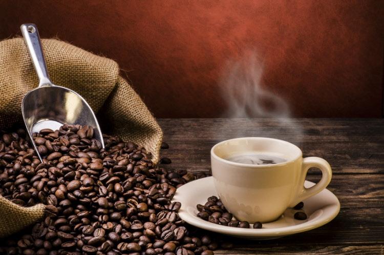 Cà phê nguyên chất có hương thơm đặc trưng và rất dễ chịu
