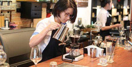 Cà phê pha trộn hợp khẩu vị người Việt hơn
