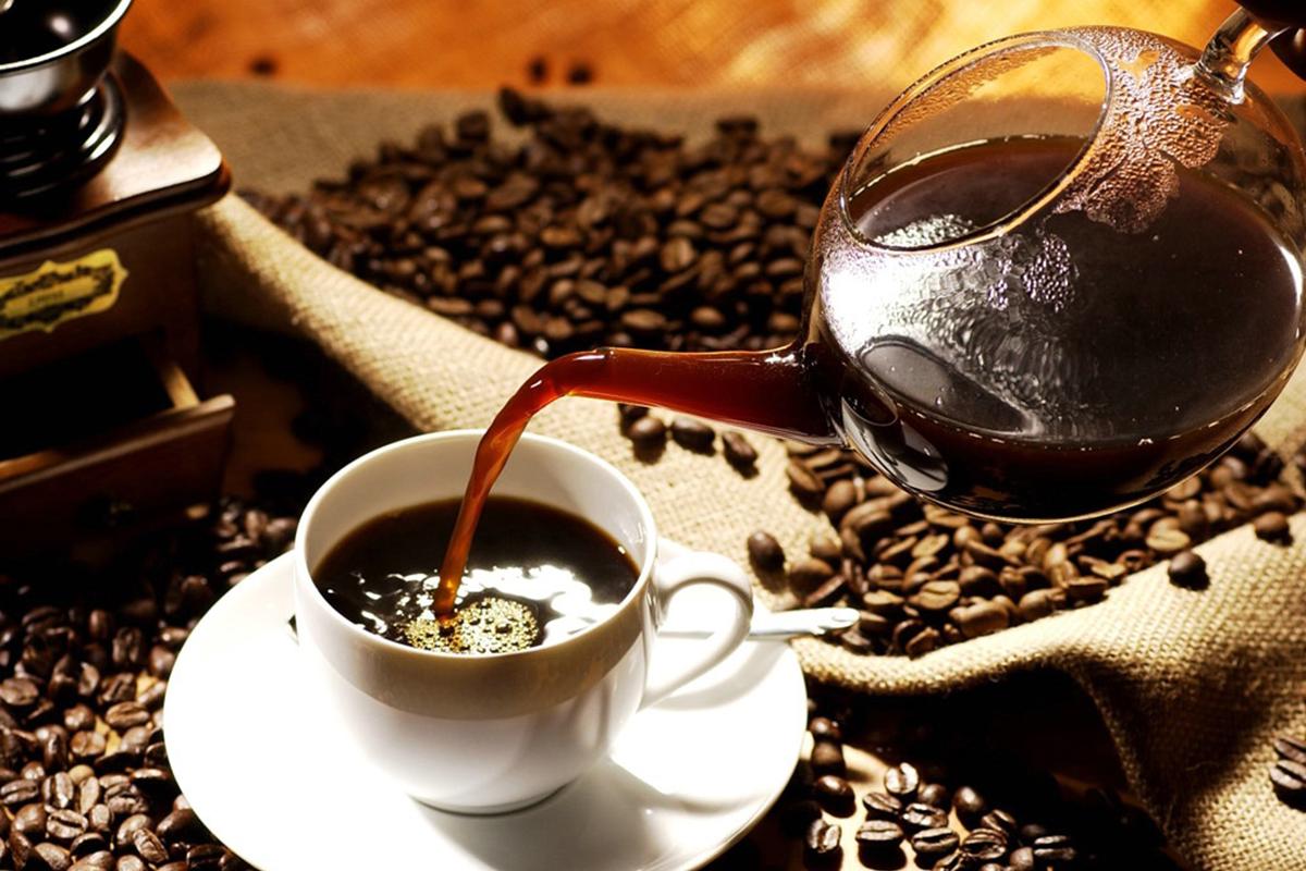 Rang cà phê chồn là công đoạn quan trọng tạo nên hương vị